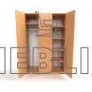 Шкаф для верхней одежды ШО-5
