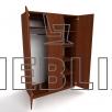 Шкаф школьный для одежды ШО-5