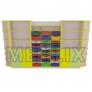 Шкаф для дидактических материалов