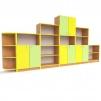 Школьная стенка для начальных классов Стандарт