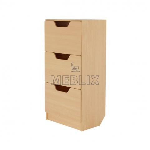 Тумба с ящиками для документов Олимп (секция)