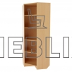 Угловой стеллаж для документов Олимп (секция)