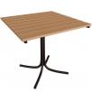 Стол для летней площадки кафе РИО