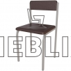 Мягкий стул для офиса со спинкой Универсал