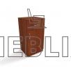 Офисная мобильная тумба для документов Т-3