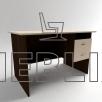 Письменный стол с выдвижными ящиками СР-3