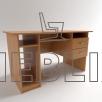 Стол офисный компьютерный СК-4