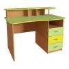 Учительский стол с надстройкой СР-4 для НУШ