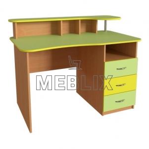 Учительский стол с надстройкой СР-4