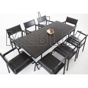Комплект мебели Бристоль: стол + 8 стульев