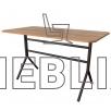 Стол для кафе и столовых Скорпион шестиместный