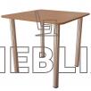 Стол для школьной столовой Обеденный