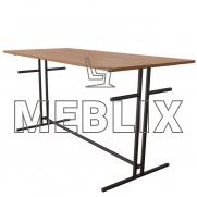 Стол для школьной столовой на 6 мест