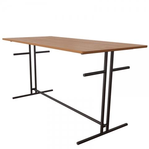 Стол для школьной столовой шестиместный от производителя