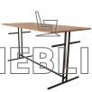 Стол обеденный на 6 мест для школьной столовой