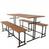 Комплект мебели для школьной столовой на 6 человек