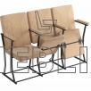 Бюджетное кресло для дома культуры Алексис от производителя