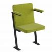 Кресло для актового зала Аскет-Зет с креплением к полу