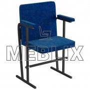 Секционные кресла Аскет для зрительных залов