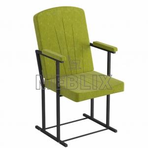 Кресло для зрительного зала дома культуры Классик-Универсал