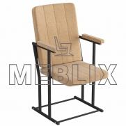 Кресло для актовых залов Лига-Классическая