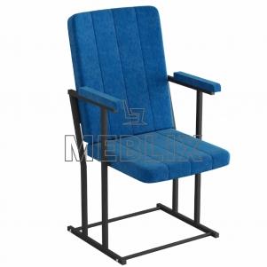 Кресло для зрительного зала дома культуры Лига-Классическая