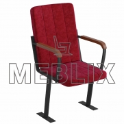 Кресло для актовых залов Лига