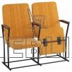Недорогое кресло для дома культуры Лайн Бюджет