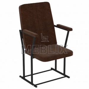 Кресло для актового зала Лайн Бюджет
