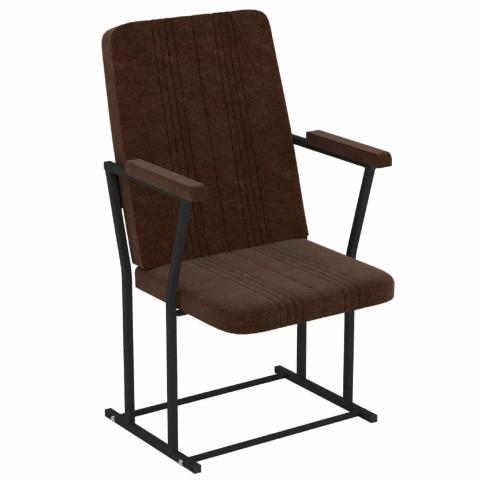 Недорогое кресло для актового зала Лайн Бюджет