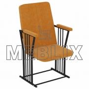 Кресло для дома культуры Лайн