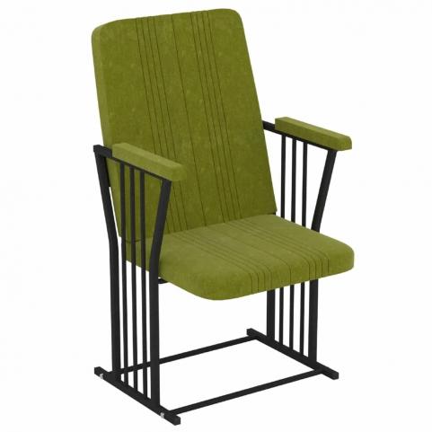 Секционные кресла Лайн для конференц-залов и актовых школ