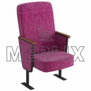 Кресло для актового зала Милана