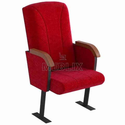 Кресло для актовых залов учебных заведений Спикер
