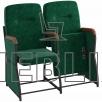 Кресло с откидными сидениями для актовых залов Стюард-Универсал