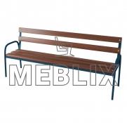 Скамейка для улицы ЛВ-4