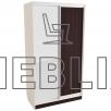 Шкаф-купе для дома 220x120