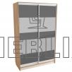 Шкаф-купе в спальню 220x140