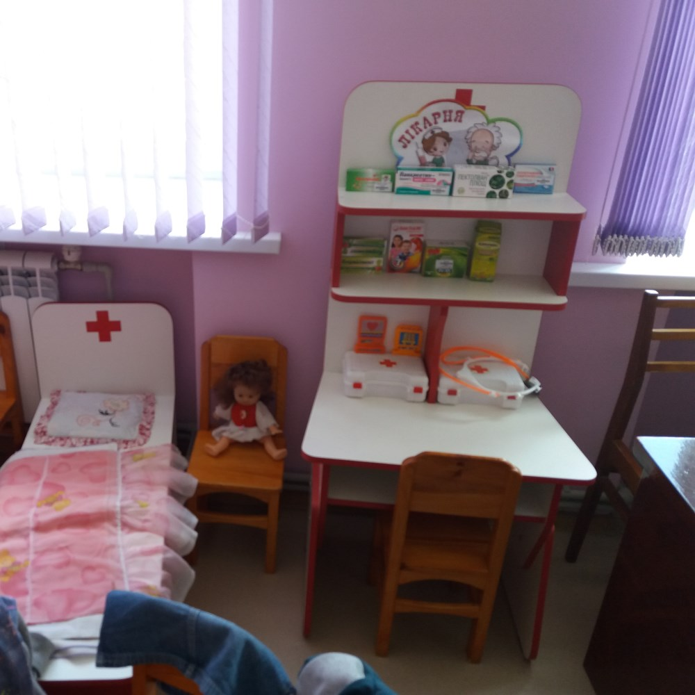 Детская игровая мебель 4