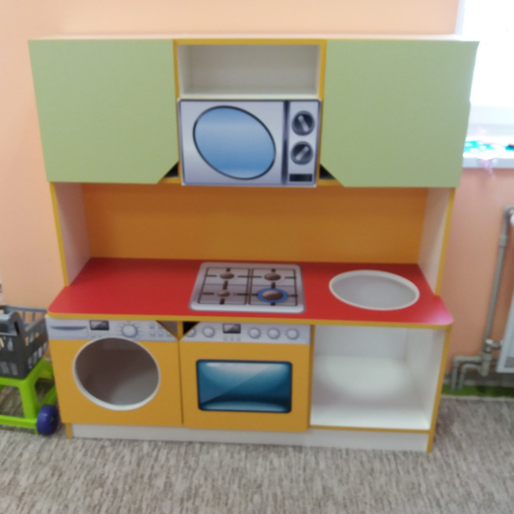 Детская игровая мебель 2