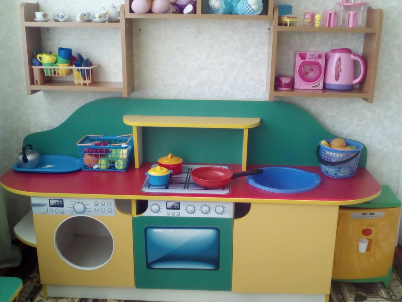 Детская игровая мебель 1