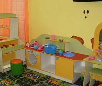 Детская игровая мебель 3