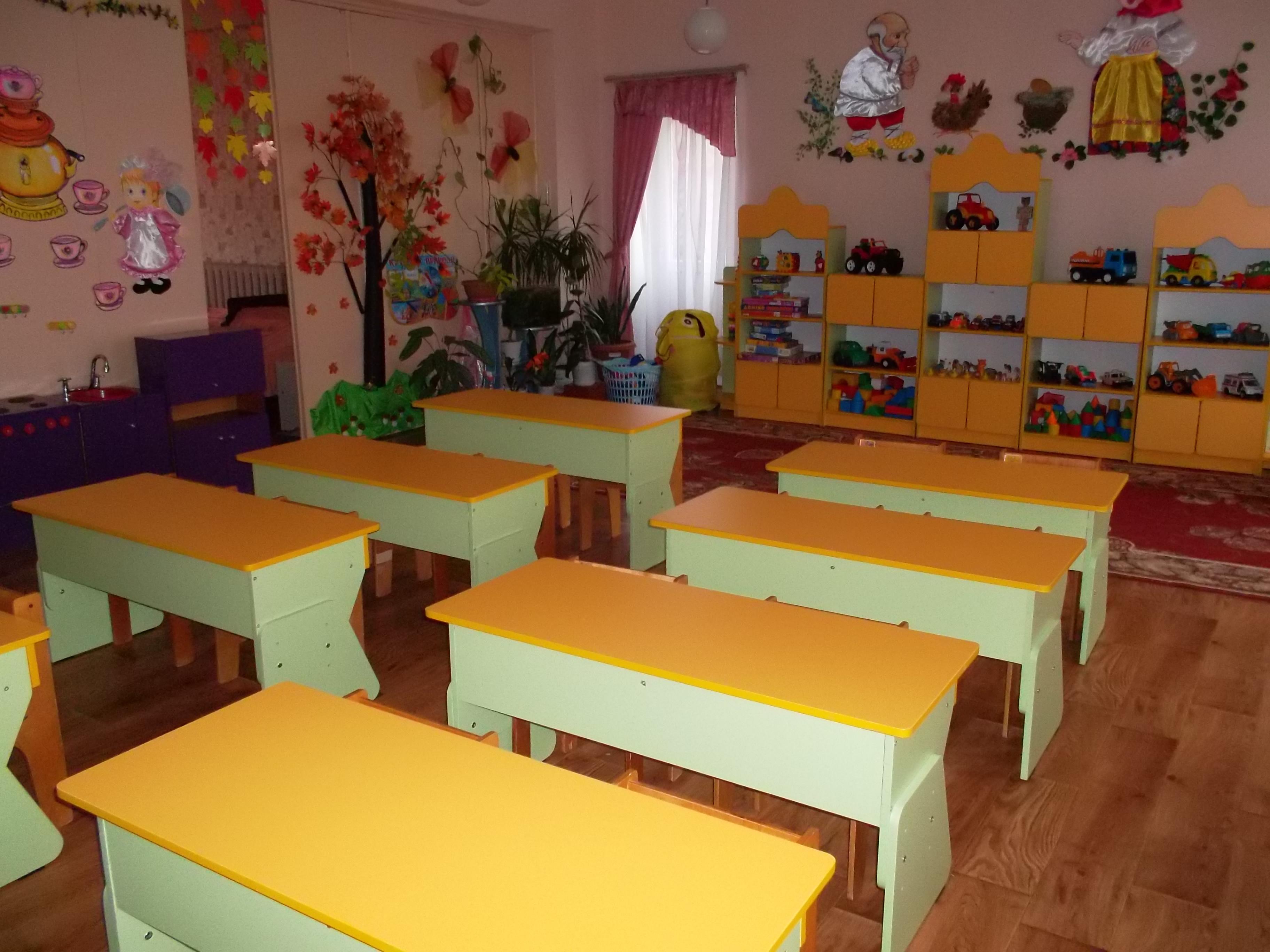 Детская игровая мебель 5