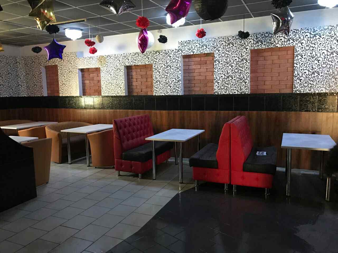 Мягкая мебель для кафе, баров и ресторанов 4