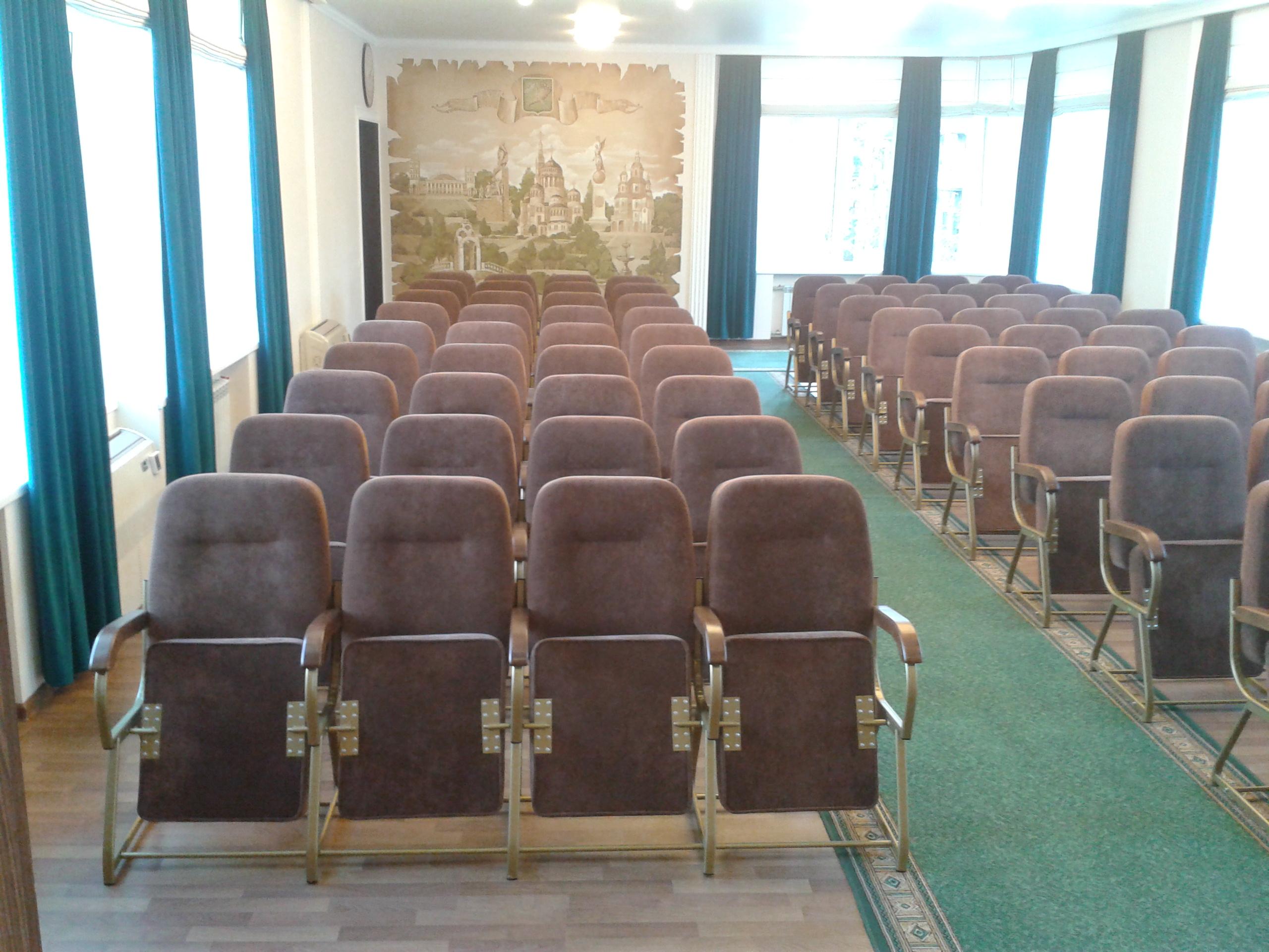 Кресла для конференц-залов Стюард Универсал 1