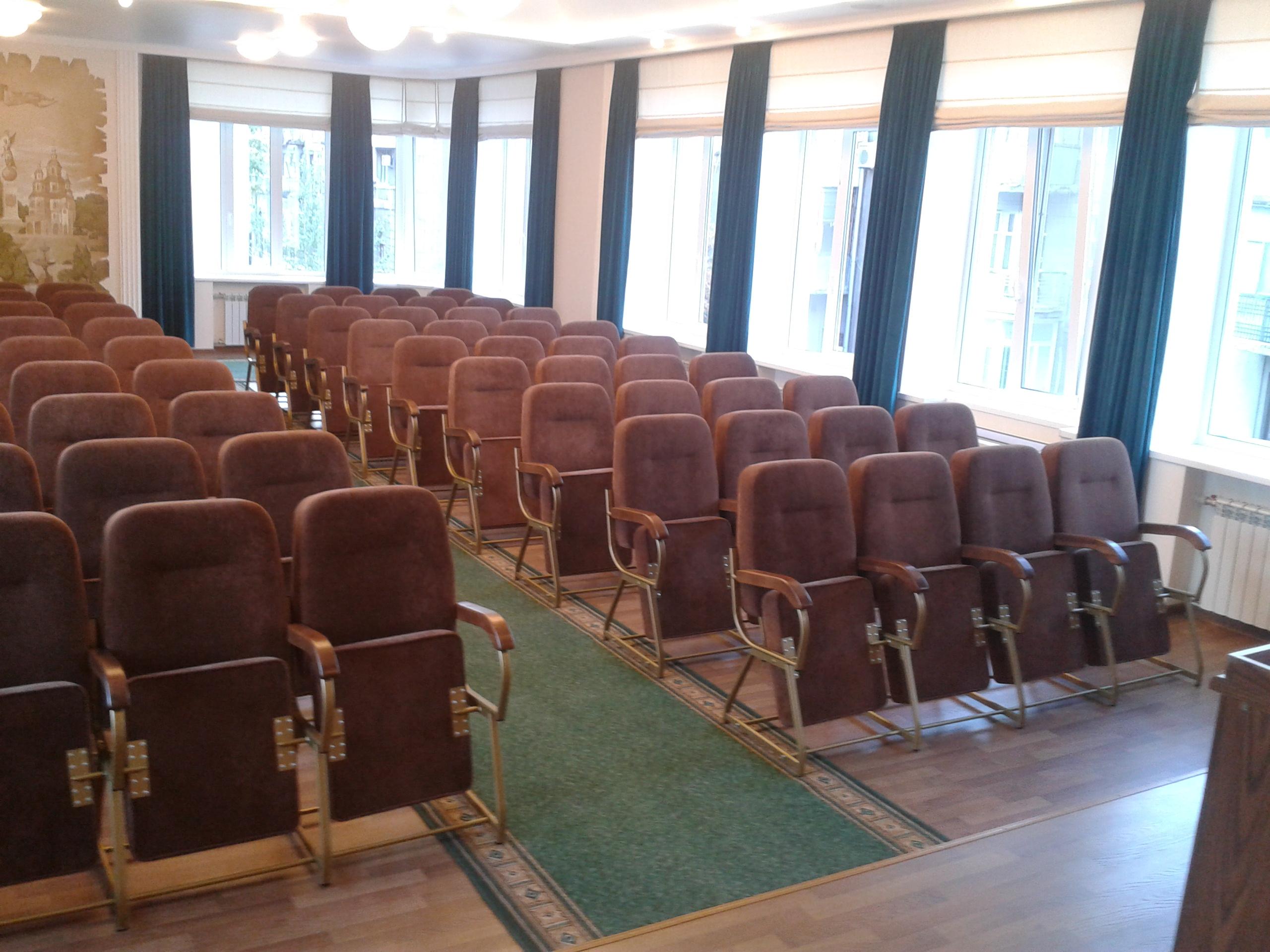 Кресла для конференц-залов Стюард Универсал