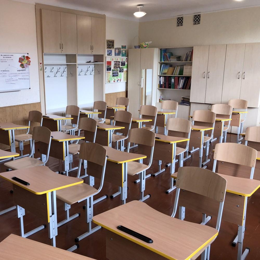 Комплекты школьной мебели для Новой украинской школы (НУШ) 1