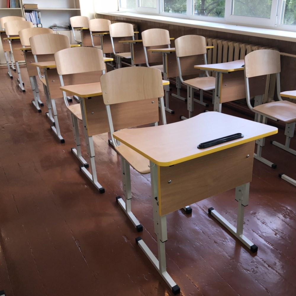Комплекты школьной мебели для Новой украинской школы (НУШ) 2