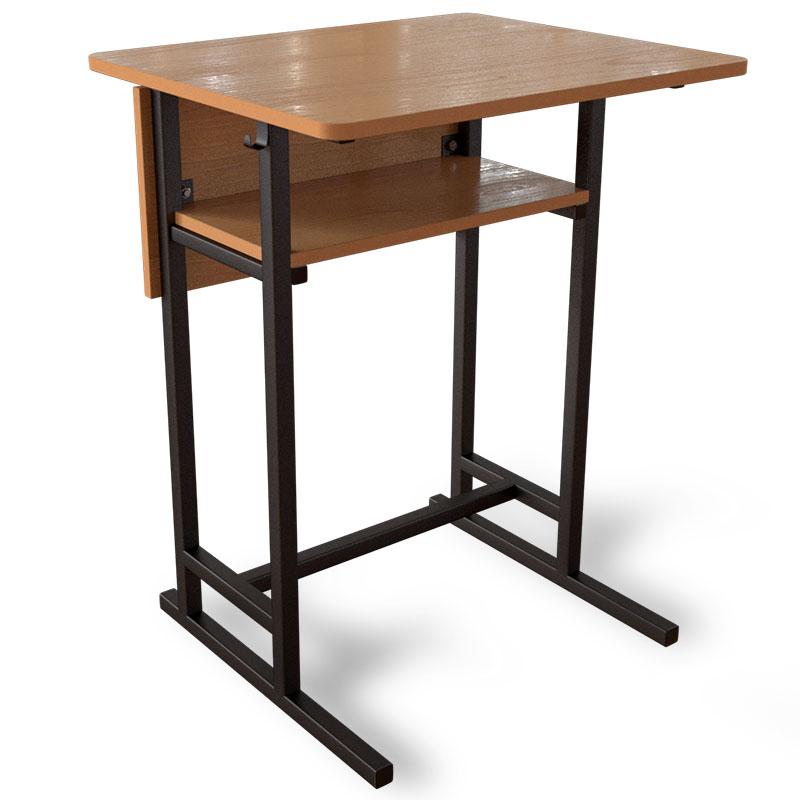 Одноместный стол для учебных аудиторий